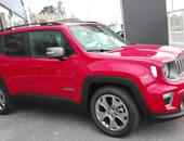 Jeep® Renegade 1.3G 110kW Limited 4x2 DDCT