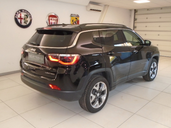 Jeep® Compass 1.4 Mair 125kW Limited 4x4 AD Auto