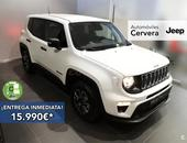 Jeep® Renegade 1.0G 88kW Change the way 4x2