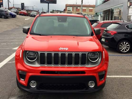 Jeep® Renegade 1.0G 88kW Limited 4x2