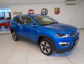 Jeep® Compass 2.0 Mjet 103kW Limited 4x4 ATX