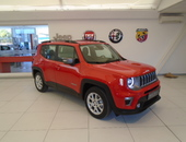 Jeep® Renegade Limited 1.0G 88kW (120CV) 4x2