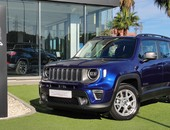 Jeep® Renegade Limited 1.0G 120MT6 88kW (120CV) 4x2
